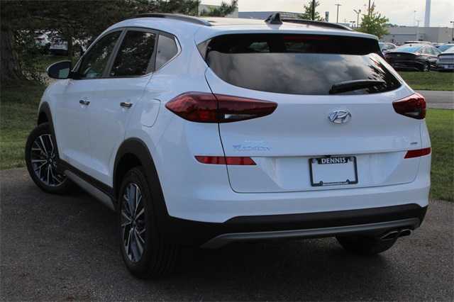 New 2021 Hyundai Tucson Ultimate