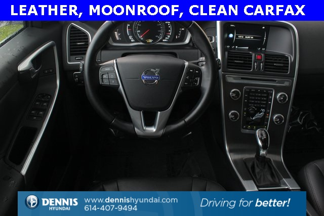 Pre-Owned 2015 Volvo XC60 T5 Premier